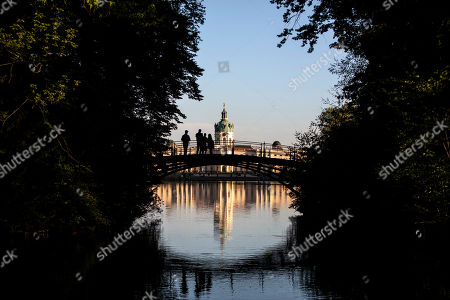 Editorial image of Charlottenburg Palace in Berlin, Germany - 05 May 2018