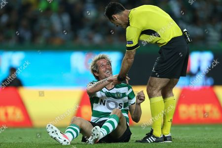 Editorial image of Sporting CP vs Benfica, Lisbon, Portugal - 05 May 2018