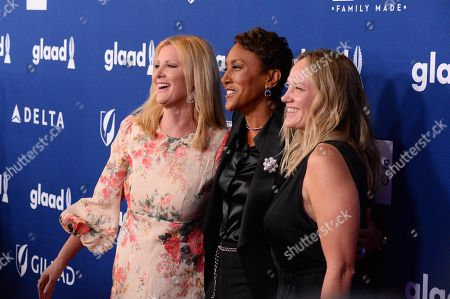 Editorial photo of 29th Annual GLAAD Media Awards, Arrivals, New York, USA - 05 May 2018