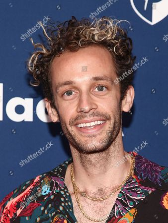 Wrabel attends the 29th Annual GLAAD Media Awards at the New York Hilton, in New York