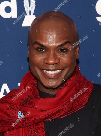Nathan Lee Graham attends the 29th Annual GLAAD Media Awards at the New York Hilton, in New York