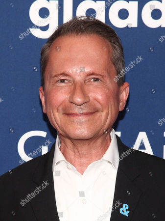Richard Socarides attends the 29th Annual GLAAD Media Awards at the New York Hilton, in New York