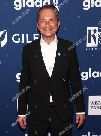Editorial photo of 29th Annual GLAAD Media Awards NYC, New York, USA - 05 May 2018