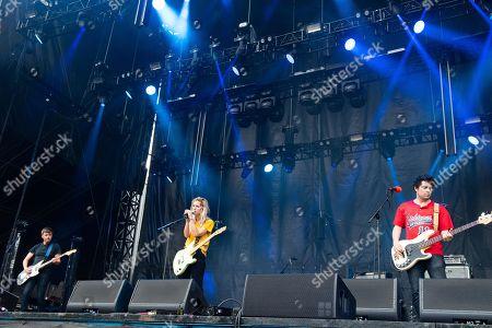 Editorial picture of 2018 Shaky Knees Festival, Atlanta, USA - 05 May 2018