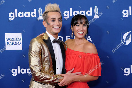 Frankie J. Grande and Courtney Reed