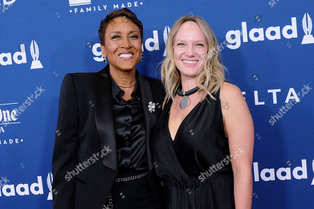 Editorial photo of 29th Annual GLAAD Media Awards, New York, USA - 05 May 2018