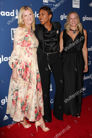 Editorial picture of 29th Annual GLAAD Media Awards, New York, USA - 05 May 2018