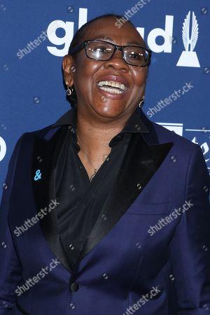 Stock Image of Gloria Carter