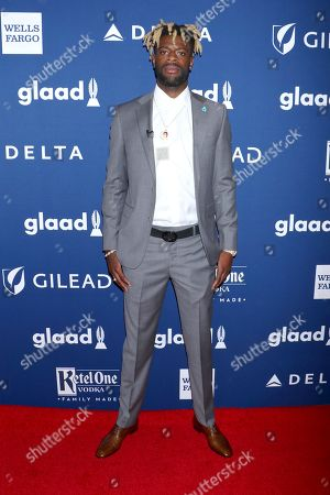 Editorial picture of 29th Annual GLAAD Media Awards, Arrivals, New York, USA - 05 May 2018
