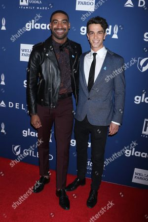 Editorial image of 29th Annual GLAAD Media Awards, Arrivals, New York, USA - 05 May 2018