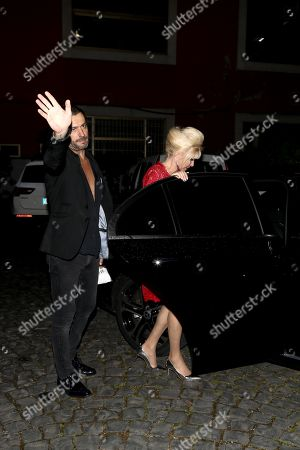 Ivana Trump and Rossano Rubicondi go away together