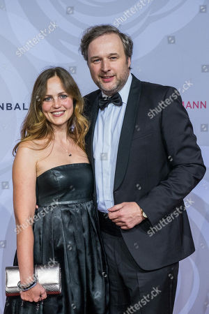 Stock Photo of Stephan Grossmann and Lidija Grossmann