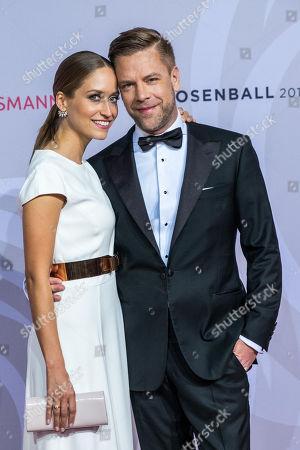 Editorial image of BERTELSMANN Rosenball 2018, Berlin, Germany - 05 May 2018