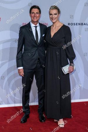 Maria Hoefl-Riesch und Marcus Hoefl