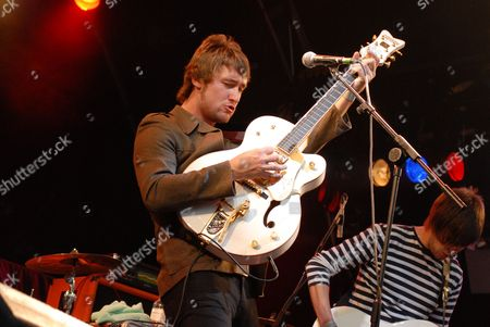 Editorial picture of Jersey Budd in Concert at the Somerset House Summer Series, London, Britain - 10 Jul 2009