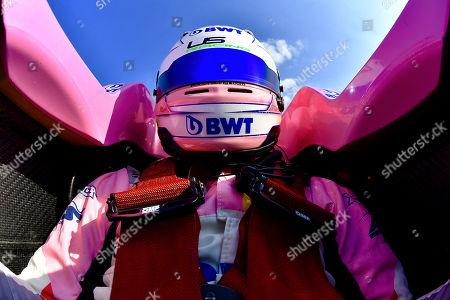 04.05.2018, Hockenheimring, Hockenheim, DTM 2018, 2.Lauf Hockenheimring,04.05.-06.05.2018 ,  David Schumacher, son of  Ralf Schumacher