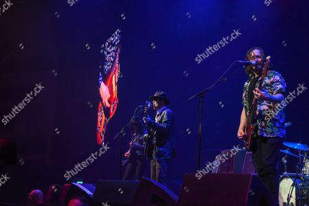 Editorial image of The Coral in concert at Motorpoint Arena, Cardiff, UK - 05 May 2018