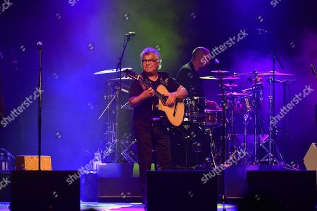 Stock Picture of Nicolas Reyes of The Gipsy Kings