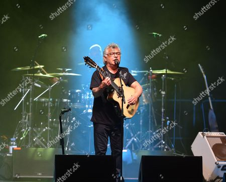Editorial picture of The Gipsy Kings in concert, Hollywood, Florida, USA - 05 May 2018