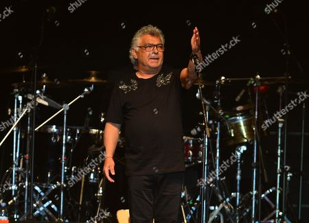 Editorial photo of The Gipsy Kings in concert, Hollywood, Florida, USA - 05 May 2018