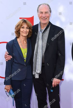 "Craig T Nelson, Doria Cook-Nelson. Craig T Nelson, right, and Doria Cook-Nelson arrive at the Los Angeles premiere of ""Book Club"" at the Regency Village Theatre on"