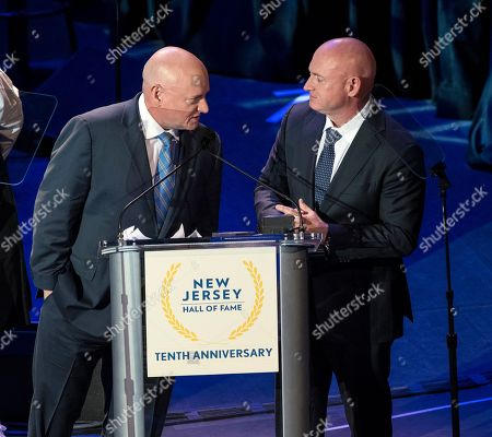 Editorial image of New Jersey Hall of Fame 10th Anniversary Induction Ceremony, USA - 06 May 2018