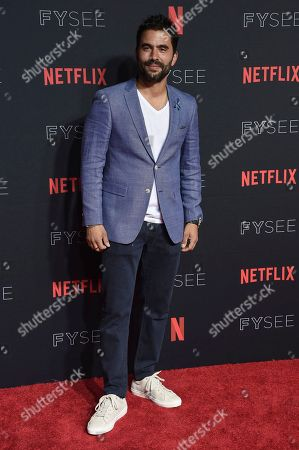 Ignacio Serricchio attends the 2018 Netflix FYSee Kick-Off Event at Raleigh Studios Hollywood, in Los Angeles