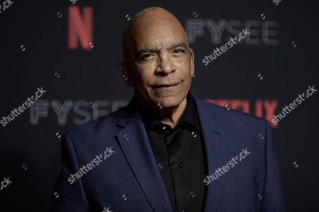 Stan Lathan attends the 2018 Netflix FYSee Kick-Off Event at Raleigh Studios Hollywood, in Los Angeles
