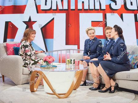 Lorraine Kelly, D-Day Darlings