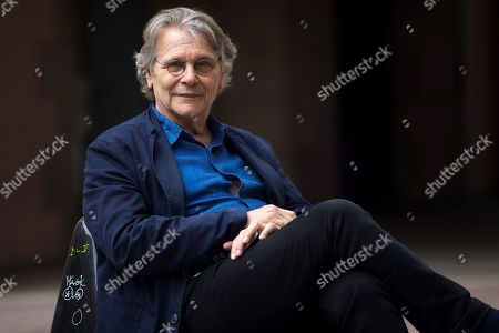 Editorial image of French writer Daniel Pennac presents new book in Barcelona, Spain - 07 May 2018