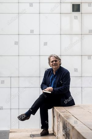 Editorial picture of French writer Daniel Pennac presents new book in Barcelona, Spain - 07 May 2018