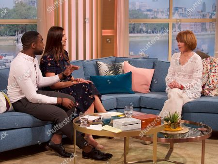 Ore Oduba, Lisa Snowdon, Stefanie Powers