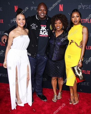 Antonique Smith, Cheo Hodari Coker, Alfre Woodard, Gabrielle Dennis