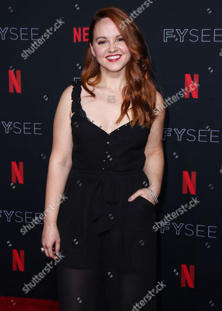 Editorial image of Netflix FYSee Kick-Off Event, Arrivals, Los Angeles, USA - 06 May 2018