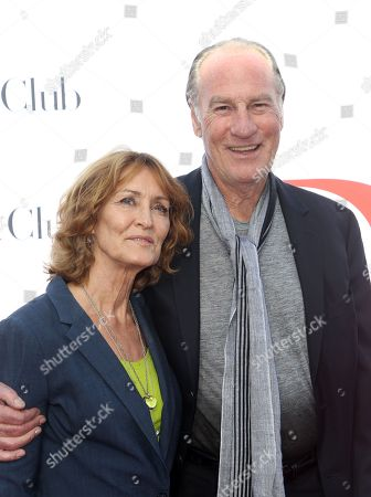 Stock Photo of Craig T Nelson, Doria Cook-Nelson
