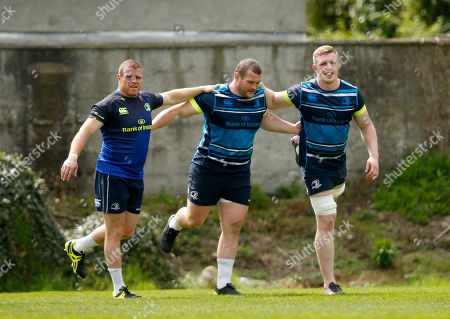 Sean Cronin, Jack McGrath and Dan Leavy