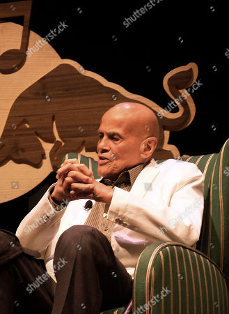 Editorial photo of A Conversation with Harry Belafonte, New York, USA - 05 May 2018