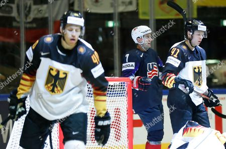 Editorial picture of Hockey Worlds, Herning, Denmark - 07 May 2018