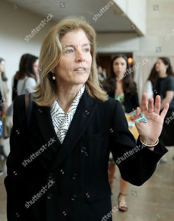 Caroline Kennedy Schlossberg