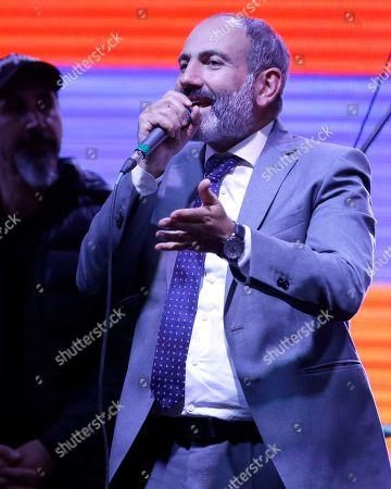 Editorial photo of Politics, Yerevan, Armenia - 07 May 2018