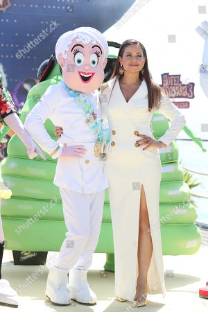 Editorial picture of 'Hotel Transylvania 3: A Monster Vacation' photocall, 71st Cannes Film Festival, France - 07 May 2018