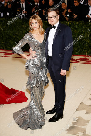 Editorial picture of 2018 Metropolitan Museum of Art Costume Institute Benefit - Red Carpet, New York, USA - 07 May 2018