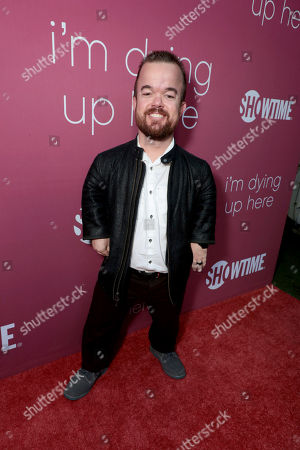 Editorial photo of 'I'm Dying Up Here' TV Show Season 2 Premiere celebration at Good Times at Davey Wayne's, Los Angeles, CA, USA - 7 May 2018