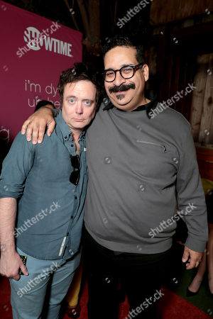Jon Daly and Erik Griffin