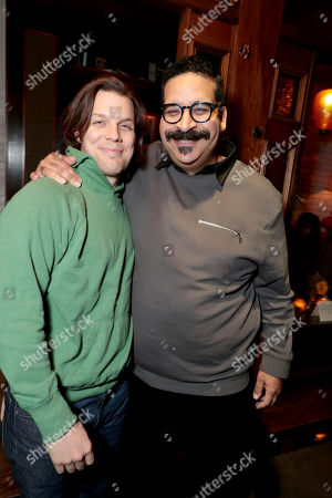 Jake Lacy and Erik Griffin