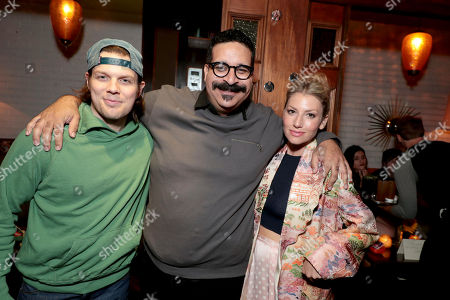 Jake Lacy, Erik Griffin and Ari Graynor