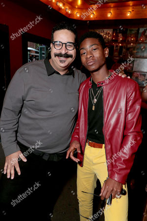 Erik Griffin and RJ Cyler