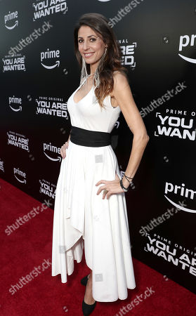 Editorial image of 'You Are Wanted' TV Show Premiere, Los Angeles, USA - 07 May 2018