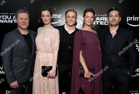 Bernhard Jasper, Alexandra Maria Lara, Matthias Schweighöfer, Jessica Schwarz, Michael Landes