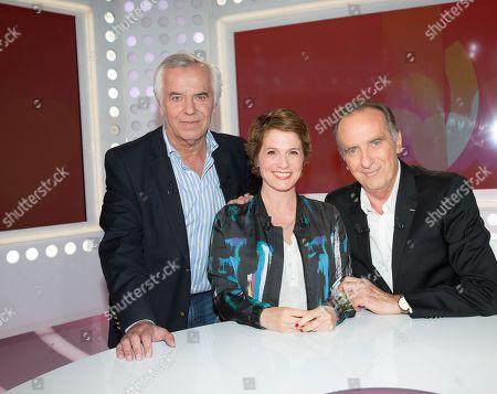 Stock Picture of Maureen Dor, Philippe Grimbert